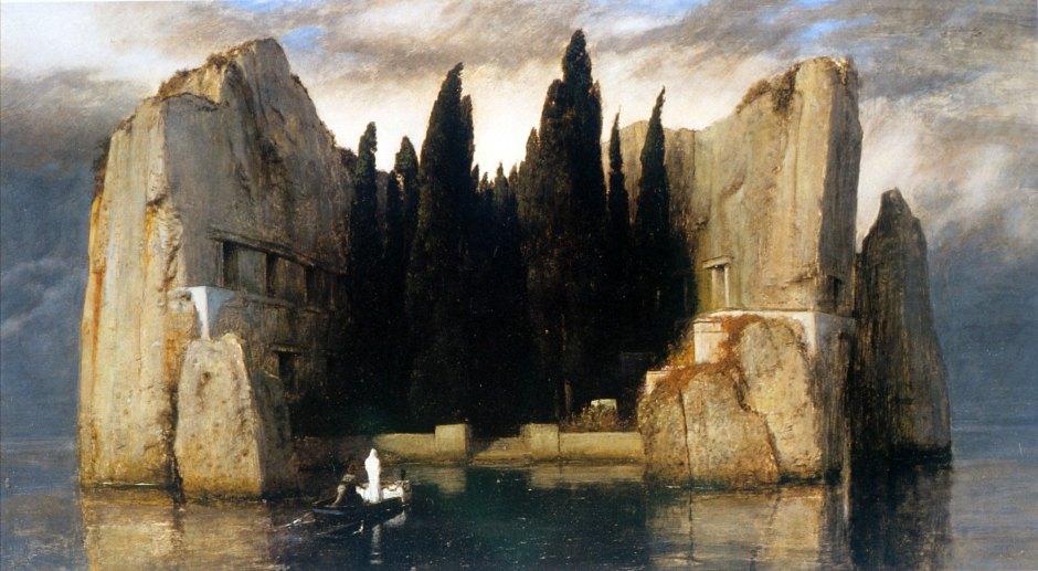 Arnold Böecklin - A Ilha dos Mortos