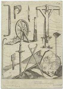 instrumentos de tortura romanos