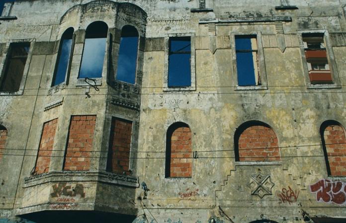 Ricardo Pozzo - Urbe fachada