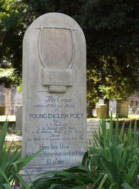 John-Keats-Lapide-em-Roma