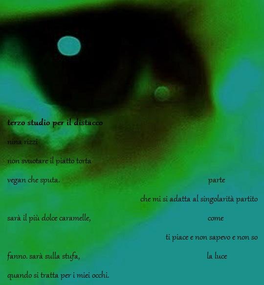 """""""terceiro estudo pra o desapego"""", imagem & poema de nina rizzi"""