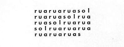 """ruasol"", 1957/1962"