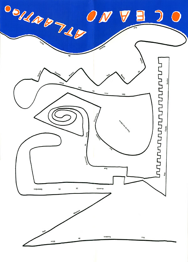 """um """"labirintexto"""", 1976"""