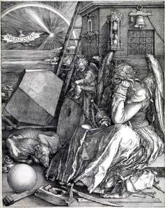 Albrecht Dürer - Melencolia