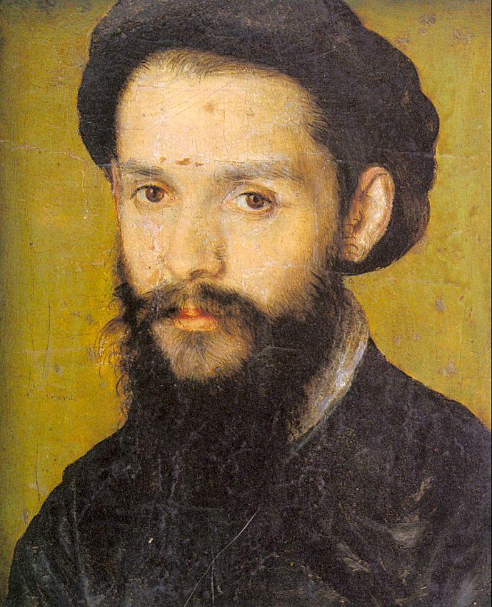 clément marot por corneille de lyon (c. 1537)