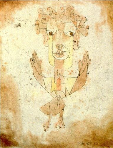 Klee - Angelus Novus