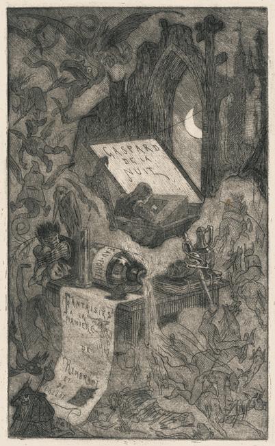 Gaspard-de-la-nuit (Félicien Rops)