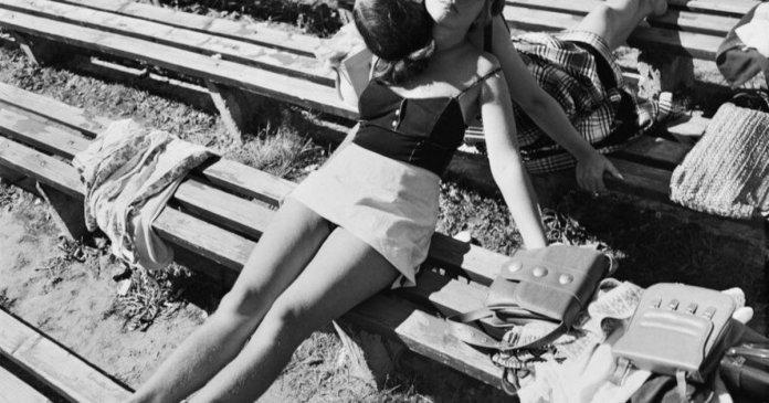 foto de antanas sutkus, 1975